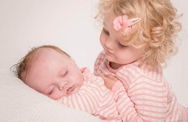 narodzenie rodzeństwa prezent dla córki